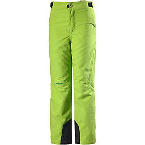 Ziener Skihose Jungen hellgrün