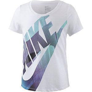 Nike T-Shirt Mädchen weiß