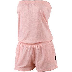 Naketano Whoop whoop Jumpsuit Damen rosa melange
