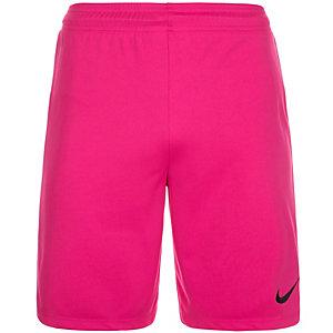 Nike Park II Fußballshorts Herren pink / schwarz