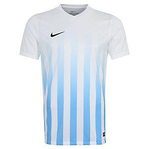 Nike Striped Division II Fußballtrikot Herren weiß / schwarz