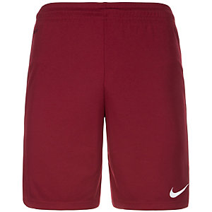 Nike Park II Fußballshorts Herren bordeaux / weiß