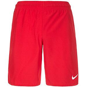 Nike Laser III Fußballshorts Herren rot / weiß