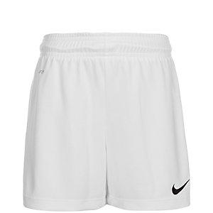 Nike Park II Fußballshorts Kinder weiß / schwarz