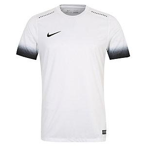 Nike Laser Print III Fußballshorts Herren weiß / schwarz