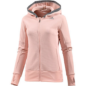 adidas City Energy Laufjacke Damen nude