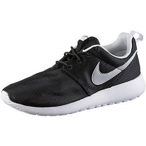 Nike Roshe One Fitnessschuhe Kinder schwarz/weiß