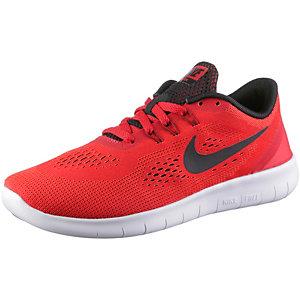 Nike FREE RN Laufschuhe Kinder rot