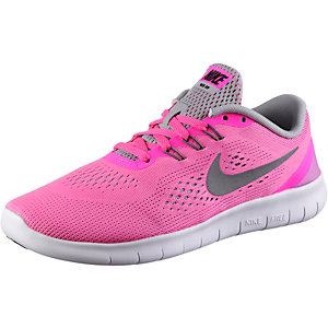 Nike FREE RN Laufschuhe Mädchen pink