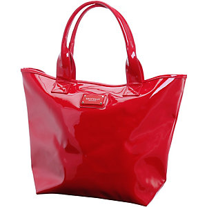 Seafolly Hit the Beach Tote Shopper Damen chillirot