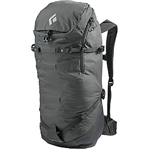 Black Diamond Speed Zip 33 Alpinrucksack grafit