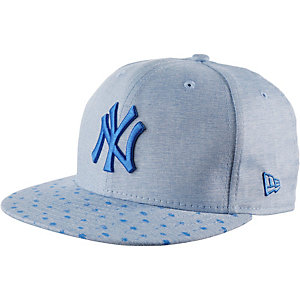 New Era Micro Palm fitted NY Yankees Cap blau