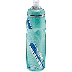 Camelbak Podium Big Chill Trinkflasche transparent/türkis