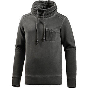M.O.D Sweatshirt Herren anthrazit washed