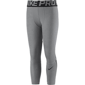 Nike HYPERCOOL Tights Mädchen grau