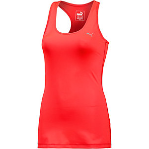 PUMA Tanktop Damen orange
