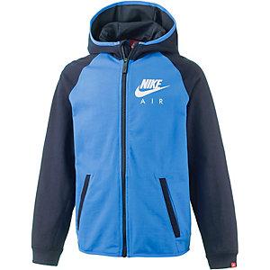 Nike Sweatjacke Jungen blau