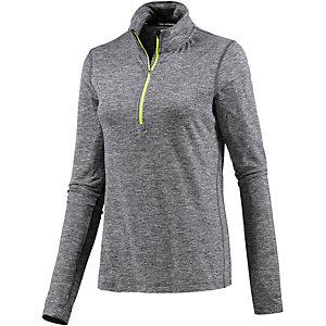 Nike Dri-Fit Element Laufshirt Damen grau