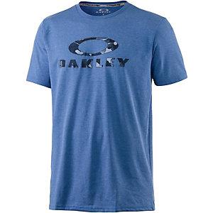 Oakley O-Stealth Printshirt Herren hellblau