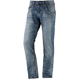 TIMEZONE HaroldTZ Straight Fit Jeans Herren dark denim
