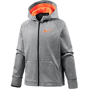 Nike Funktionsjacke Jungen grau