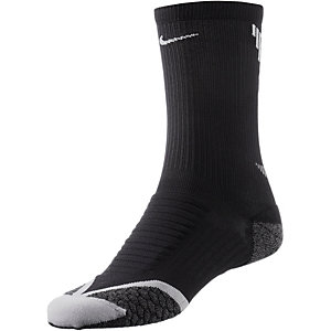 Nike Elite Cushion Laufsocken schwarz