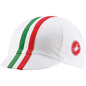 castelli Retro 2 Cap weiß I