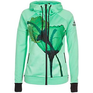 adidas Daybreaker Olympic Trainingsjacke Damen grün