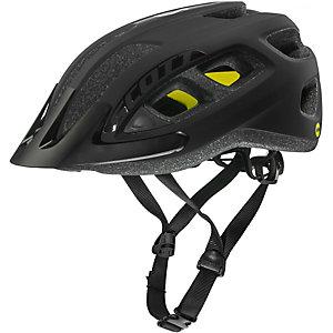 SCOTT Supra Plus Fahrradhelm schwarz I