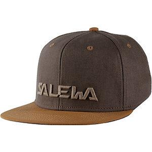SALEWA Logo Cap braun