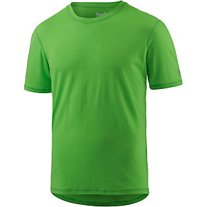 super natural Unterhemd Herren grün