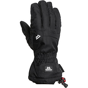 Mountain Equipment Mountain Fingerhandschuhe schwarz