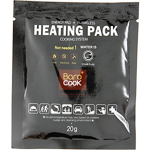 BaroCook Heating Pack Campingkocher Zubehör -