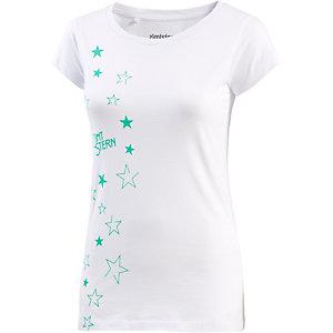 Zimtstern TSW Cadenza Printshirt Damen weiß