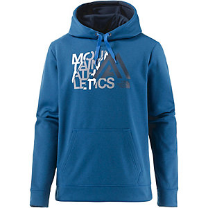 The North Face Graphic Surgent Hoodie Herren blau