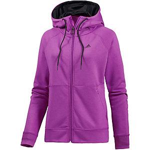 adidas Trainingsjacke Damen lila