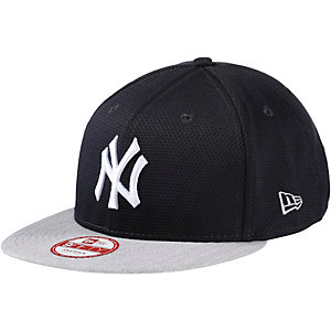 New Era Contrast Team Snap NY Yankees Cap schwarz/grau