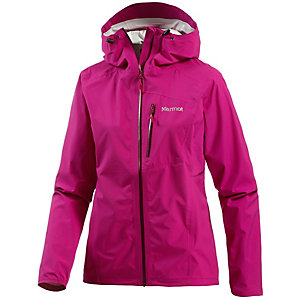 Marmot Essence Outdoorjacke Damen rosa