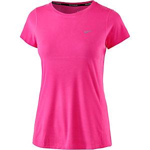 Nike Miler Funktionsshirt Damen pink