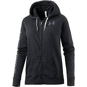 Under Armour Sweatjacke Damen dunkelgrau/melange