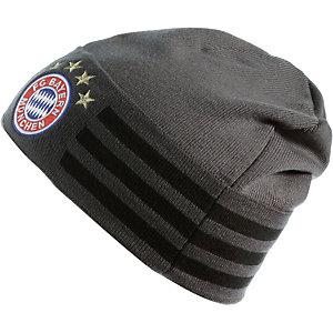 adidas FC Bayern Beanie grau