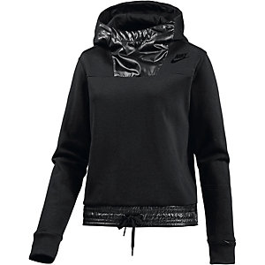 Nike Advanced Hoodie Damen schwarz