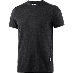 Lundhags T-Shirt Herren graumelange