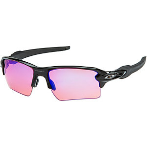 Oakley Flak 2.0 xl polished black prizm trail Sportbrille polished black prizm trail