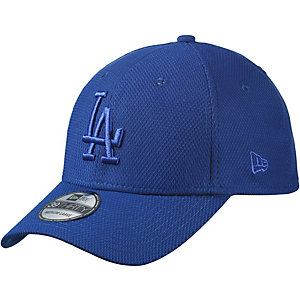 New Era Diamond Era Stretch LA Dodgers Cap blau