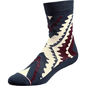 Stance BOARDWALK Sneakersocken Damen blau
