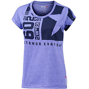 Reebok One Series Funktionsshirt Damen lila