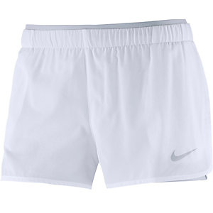 Nike Full Flex 2 in1 2.0 Funktionsshorts Damen weiß/grau