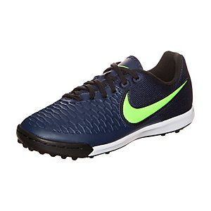 Nike Magista X Pro Fußballschuhe Kinder dunkelblau / lime