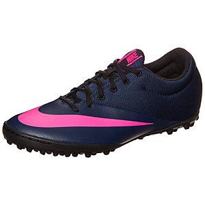 Nike Mercurial X Pro Fußballschuhe Herren dunkelblau / pink